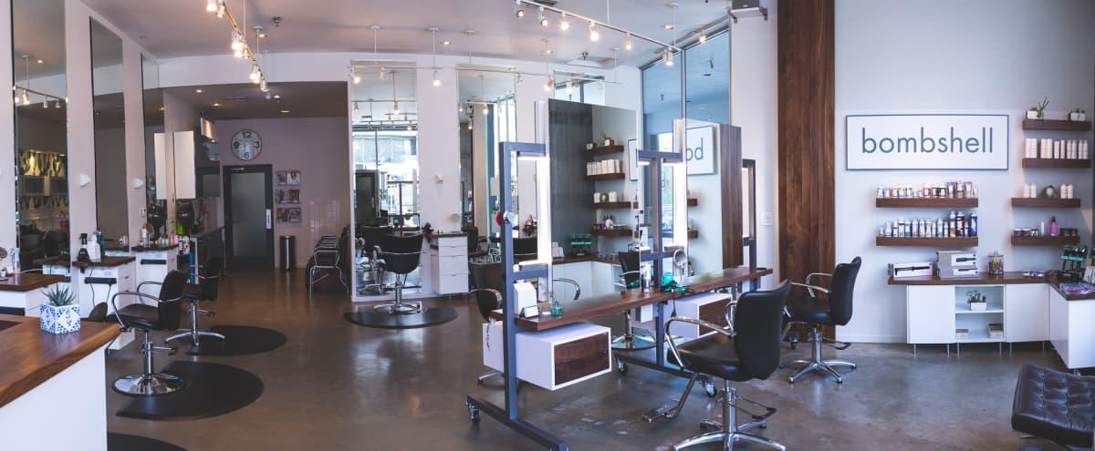 Spacious Modern Hair Salon in Santa Monica Hero Image in Ocean Park, Santa Monica, CA