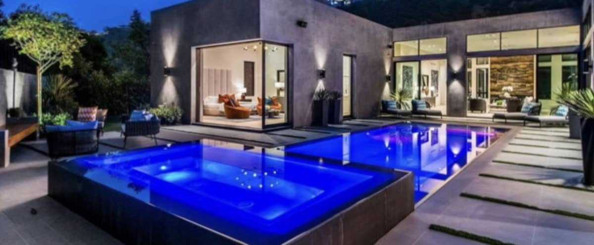 Hollywood Hills Luxury Zen Style Retreat in Los Angeles Hero Image in Hollywood Hills, Los Angeles, CA