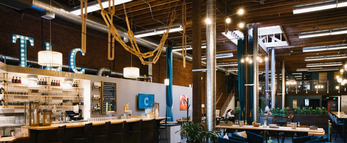 Spacious 3,000 Sq. Ft. SOMA Lounge and Tap Room in San Francisco Hero Image in SoMa, San Francisco, CA