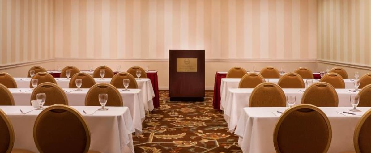 Function Room in a Hotel Adjacent to Providence Airport in warwick Hero Image in undefined, warwick, RI