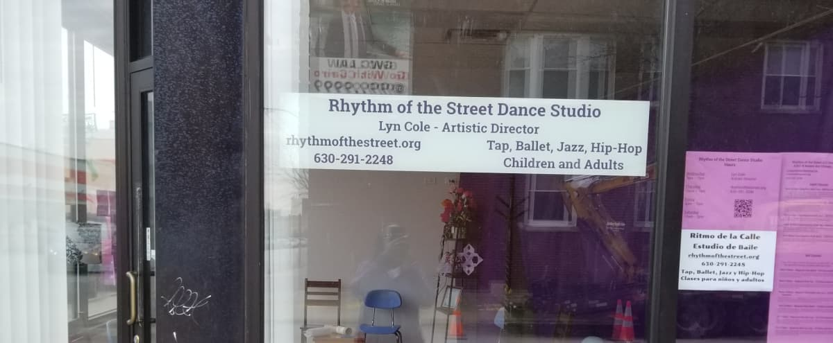 Storefront Dance Studio in Chicago Hero Image in Irving Park, Chicago, IL
