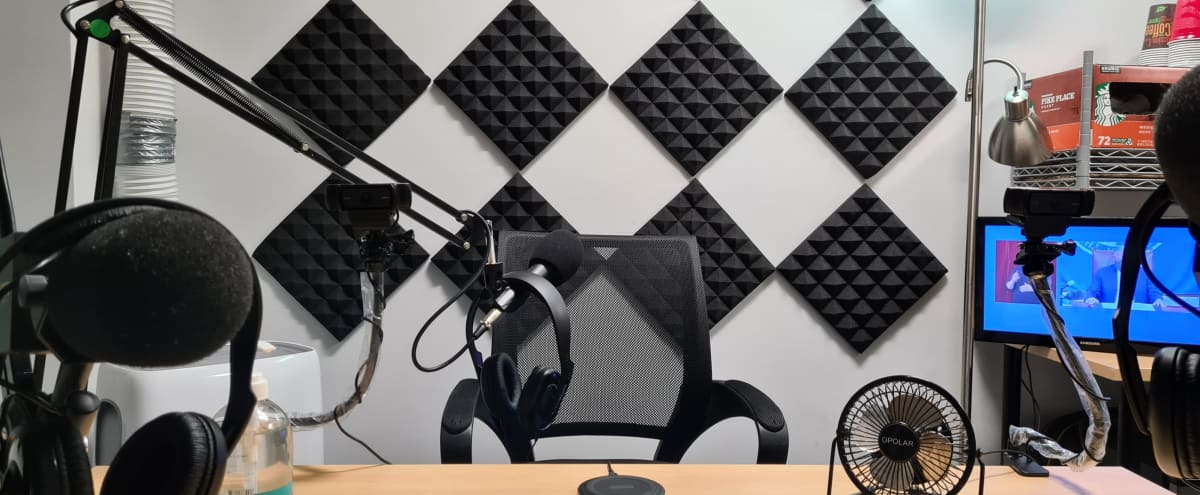 NYC Recording Studio - Up to 50% Off on Rental at Nexus Media Studio in New York Hero Image in Financial District, New York, NY