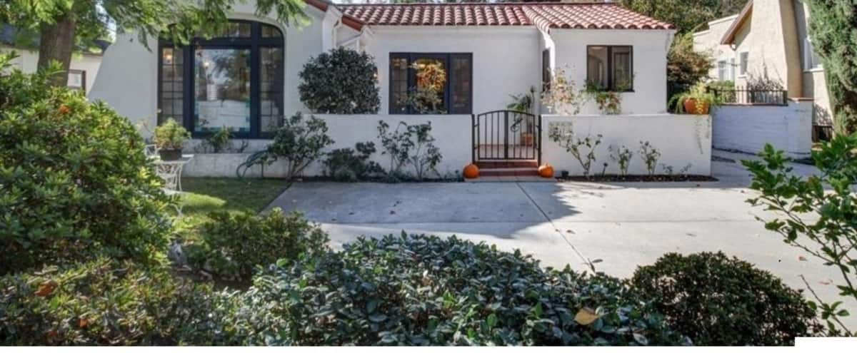 Enchanting Spanish Gem with Sparking Pool in South Pasadena Hero Image in undefined, South Pasadena, CA