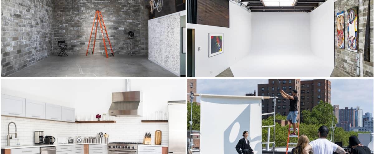 Unique Loft Studio - Gourmet Kitchen - Cyc - Rooftop in Brooklyn Hero Image in Gowanus, Brooklyn, NY