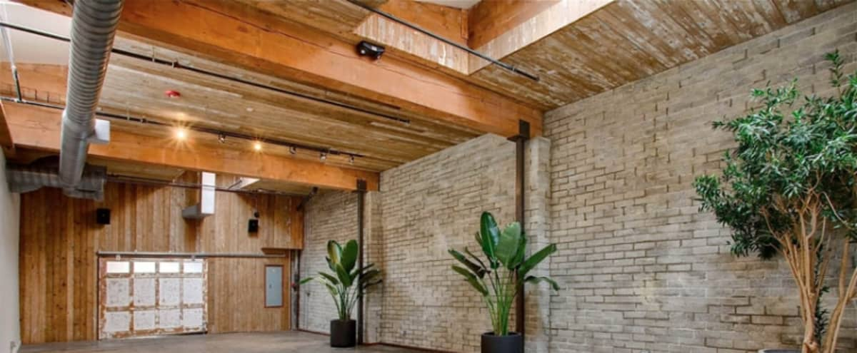 Raw Creative Gallery & Mirror Room in Seattle Hero Image in SoDo, Seattle, WA