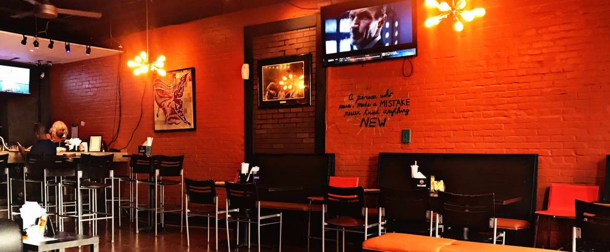 Intimate Downtown Restaurant, Bar & Lounge in Atlanta Hero Image in West End, Atlanta, GA