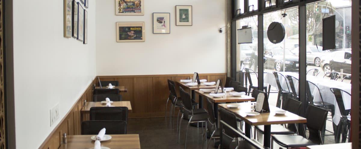 Intimate Restaurant Space in Pico Robertson area in Los Angeles Hero Image in Pico - Robertson, Los Angeles, CA