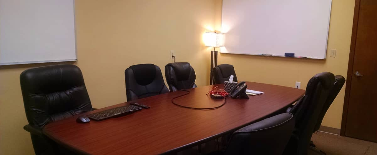 Tech Conference Room in Woodinville Hero Image in North Industrial, Woodinville, WA