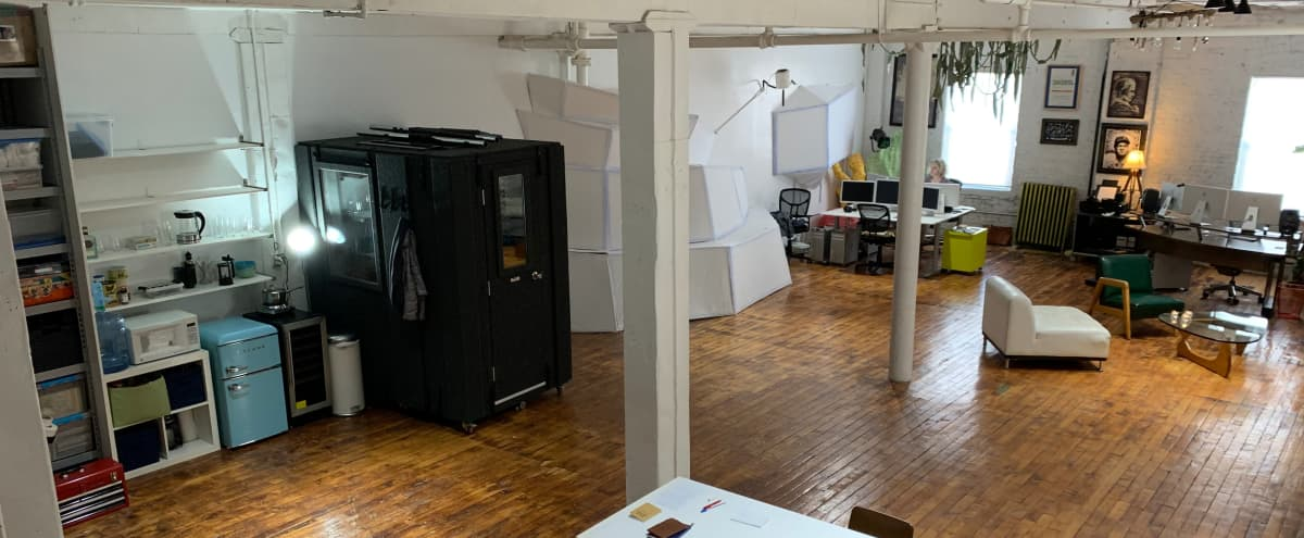 Adaptable Studio Space for Events in Gowanus, Brooklyn in Brooklyn Hero Image in Gowanus, Brooklyn, NY