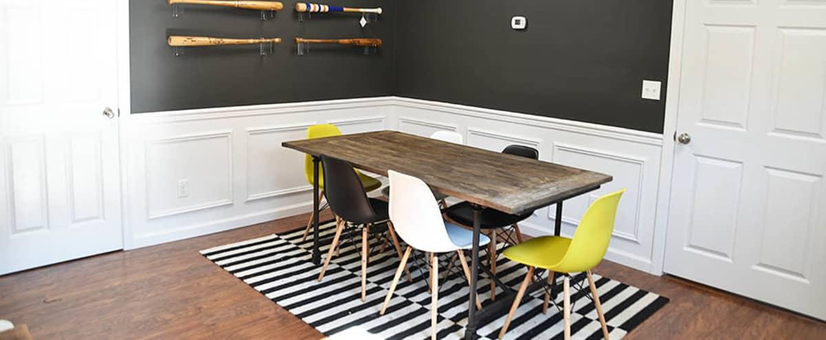 Suburban meeting space.  Newly renovated in GLEN ROCK Hero Image in undefined, GLEN ROCK, NJ