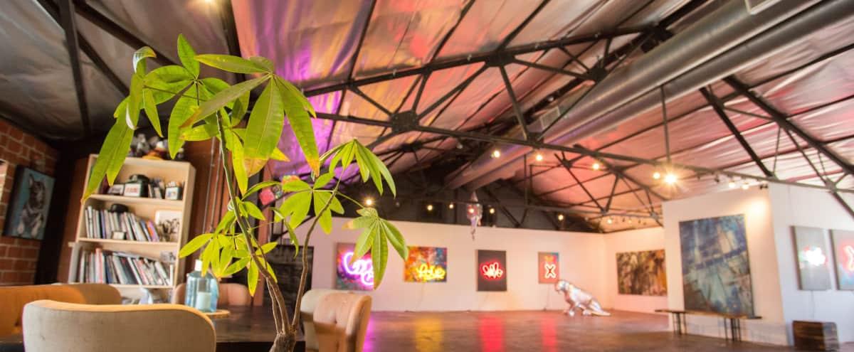 Large Unique Creative Art Studio/Loft in Los Angeles Hero Image in South Los Angeles, Los Angeles, CA