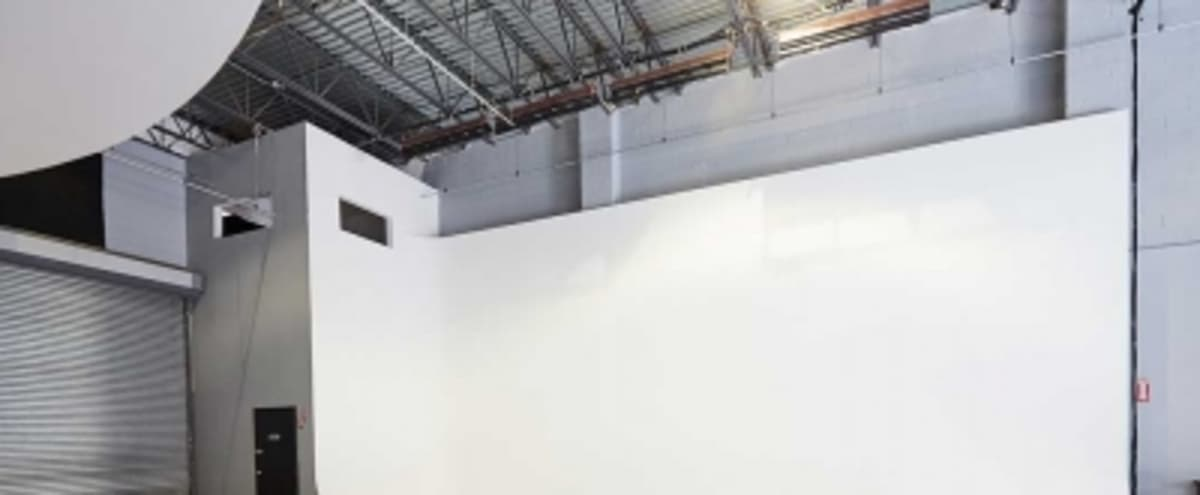 Large Cyclorama Rental Studio | Studio B in Brooklyn Hero Image in East Williamsburg, Brooklyn, NY