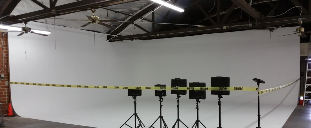 Best Production Studio Stage Deal in LA in East Los Angeles Hero Image in undefined, East Los Angeles, CA