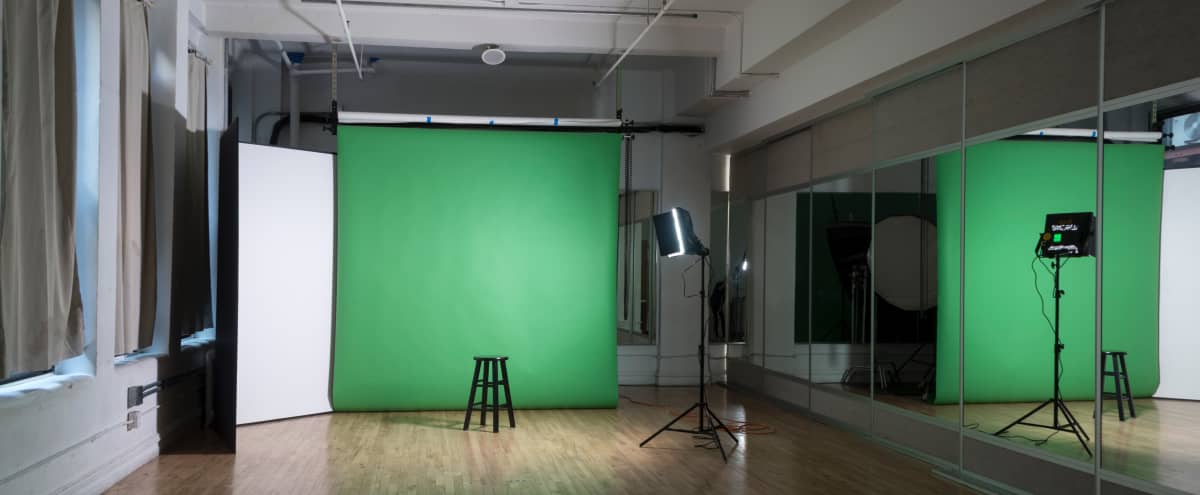 Affordable Video Studio in Midtown Manhattan in New York City Hero Image in Midtown, New York City, NY