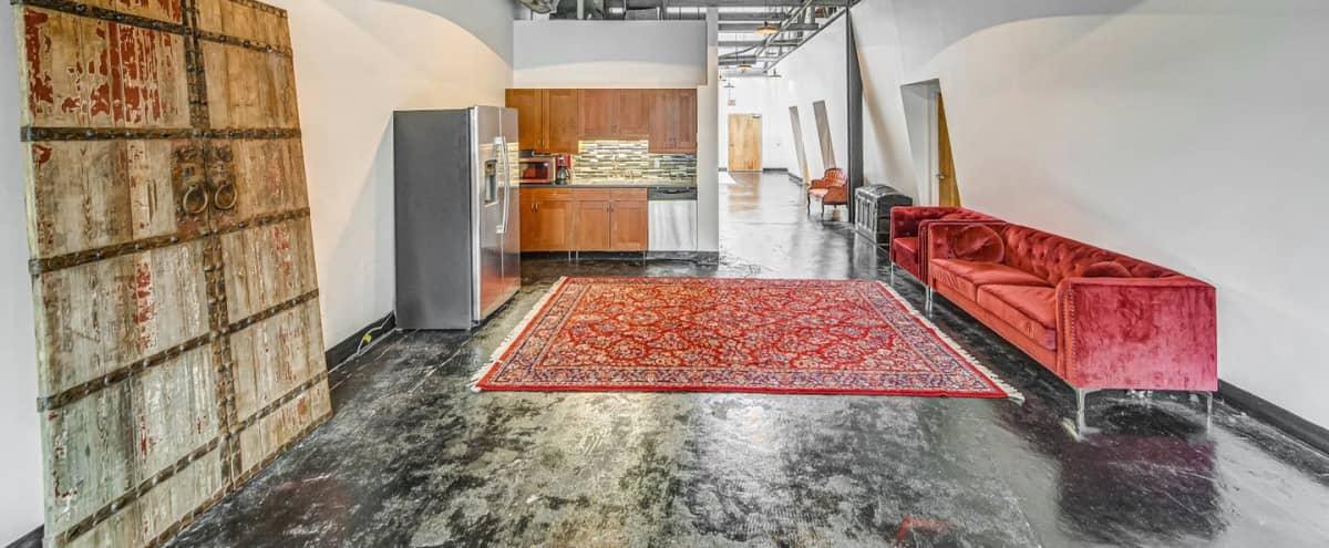 Elegant West Midtown Industrial Studio with Versatile Creative Spaces in Atlanta Hero Image in English Avenue, Atlanta, GA