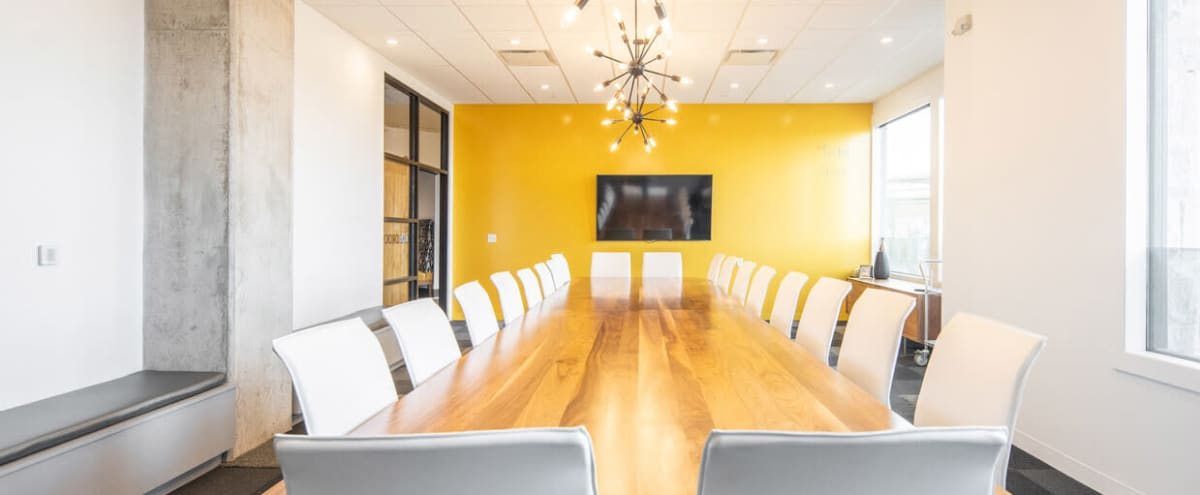 Spacious Boardroom up to 20 People in Frisco Hero Image in undefined, Frisco, TX