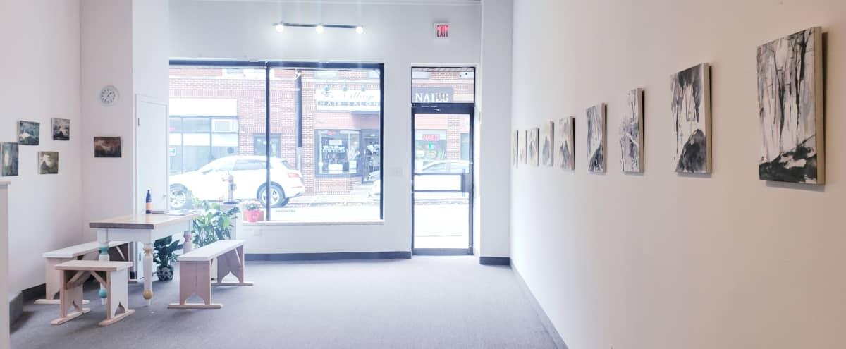 Downtown studio, Industrial high ceiling art gallery in Ridgefield Park Hero Image in undefined, Ridgefield Park, NJ
