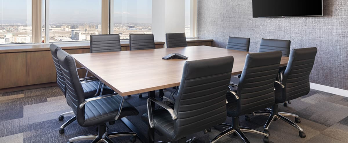 Beautiful 10 Person Windowed Conference Room in El Segundo Hero Image in undefined, El Segundo, CA