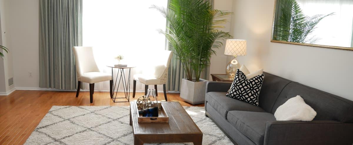 Urban open concept living room in Bayonne Hero Image in Constable Hook, Bayonne, NJ