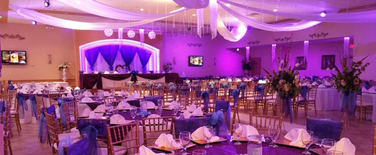 Spacious and Popular Party Hall In The Houston Area in Houston Hero Image in Gulfton, Houston, TX