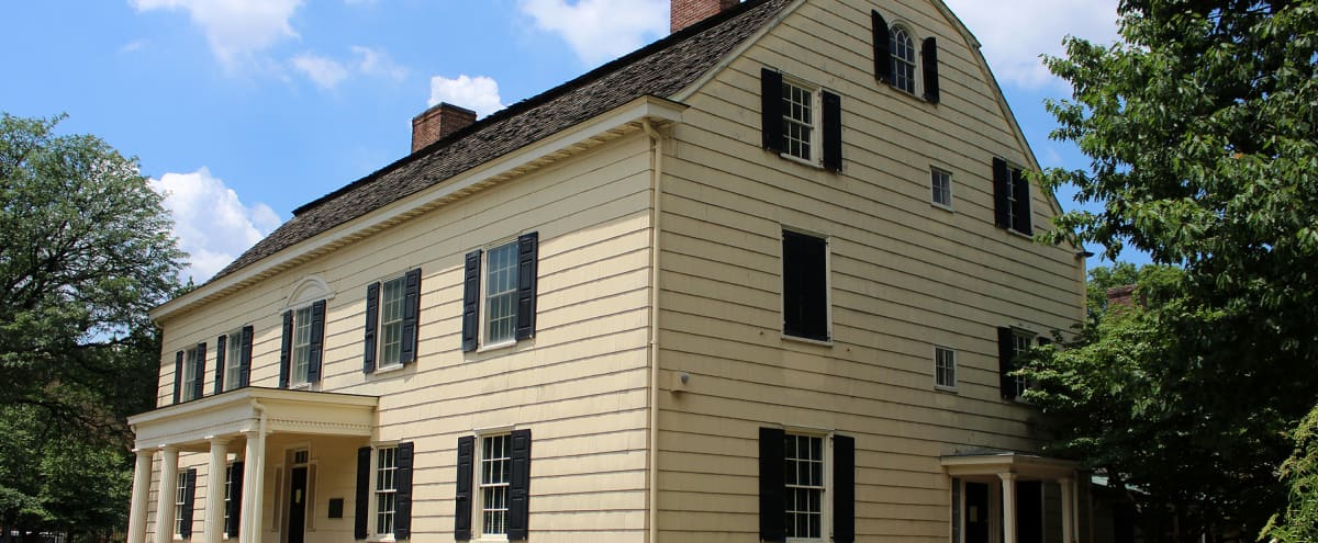 Historic House with Outdoor Space in Jamaica Hero Image in Jamaica, Jamaica, NY