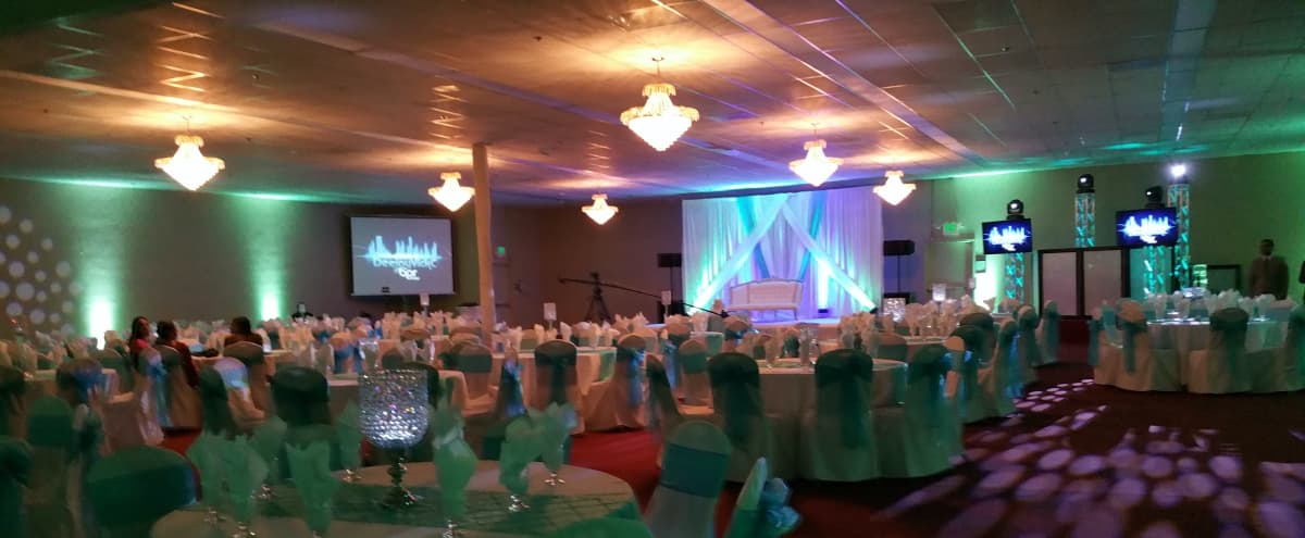Centrally Located Large Banquet Hall Space that Can Accommodate Up To 1000 People in Hayward Hero Image in Harder-Tennyson, Hayward, CA