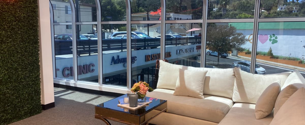 Studio City Executive Office with Valley View in Studio City Hero Image in Studio City, Studio City, CA
