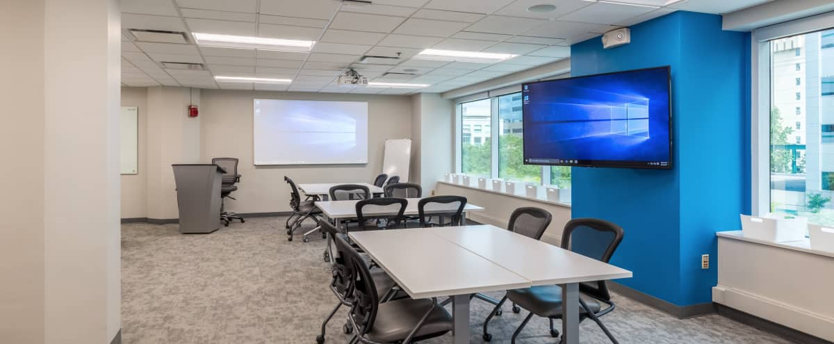 Training Room in Jersey City in Jersey City Hero Image in The Waterfront, Jersey City, NJ