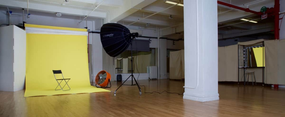 Bright Studio Space 2 and 3 in New york Hero Image in Midtown, New york, NY