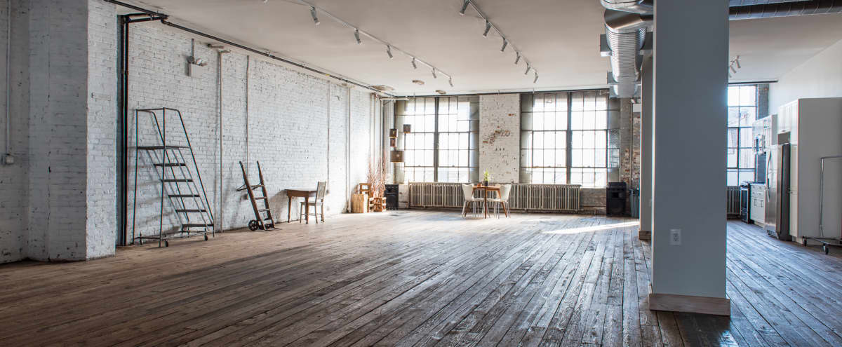 3200 sq/ft Renovated Brooklyn Loft Space for Photo/Video Production in Brooklyn Hero Image in Sunset Park, Brooklyn, NY