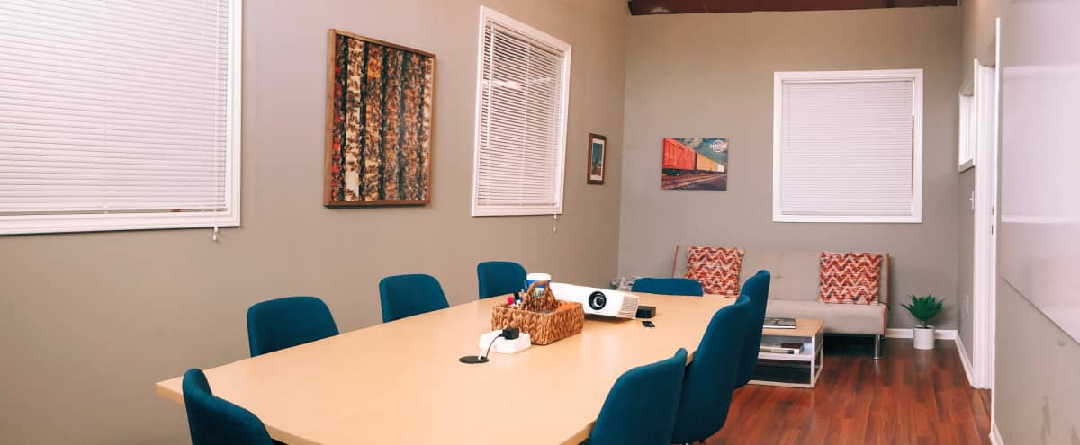 Texcellent Meeting Room in South Austin in Austin Hero Image in East Congress, Austin, TX