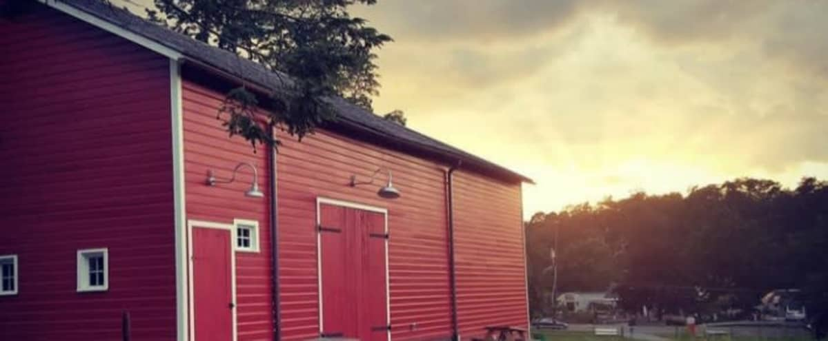 Rockland county working farm, huge renovated Barn with original details in New city Hero Image in undefined, New city, NY