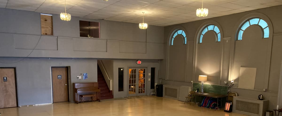 Spacious open studio with high ceilings & excellent acoustics in Detroit Hero Image in undefined, Detroit, MI