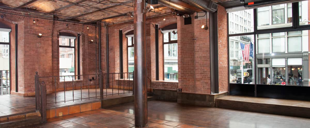 Historic Architectural Loft Space In The Heart Of Noho