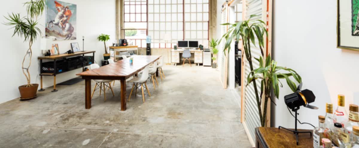 Production Office / Beautiful and Spacious Office Space in DTLA in Los Angeles Hero Image in Central LA, Los Angeles, CA