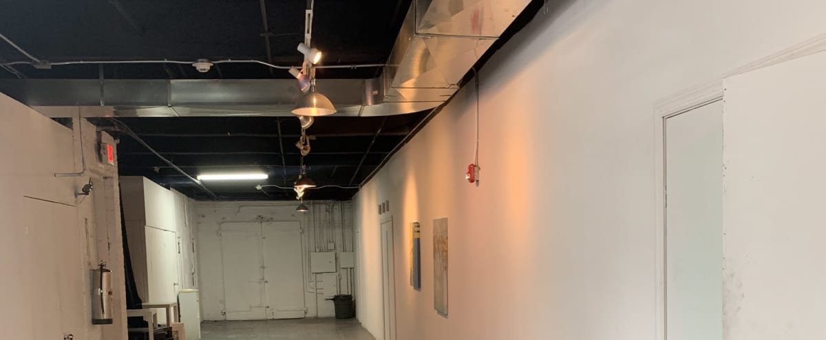 Multi use space: art gallery, recording studio, artist studio and events space. in Union City Hero Image in undefined, Union City, NJ