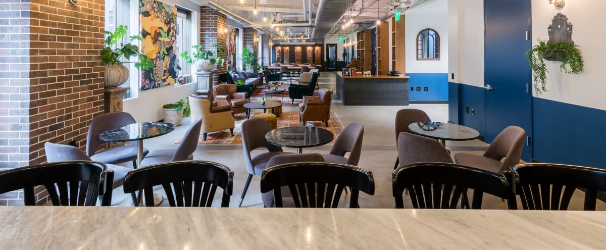 Intimate, Luxury Meeting Space in the Heart of FiDi | (4pm - 10pm) in San Francisco Hero Image in SoMa, San Francisco, CA