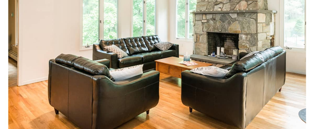 Secluded Spacious NY House in Chester Hero Image in undefined, Chester, NY