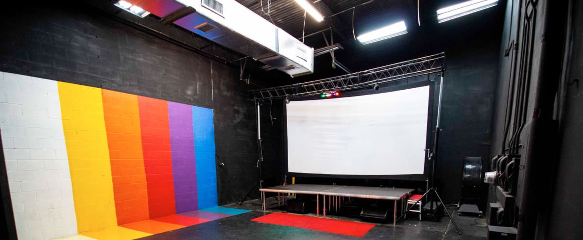 Multi-Media Studio for Photo, Video & Film Shoots in Houston Hero Image in Greater OST / South Union, Houston, TX