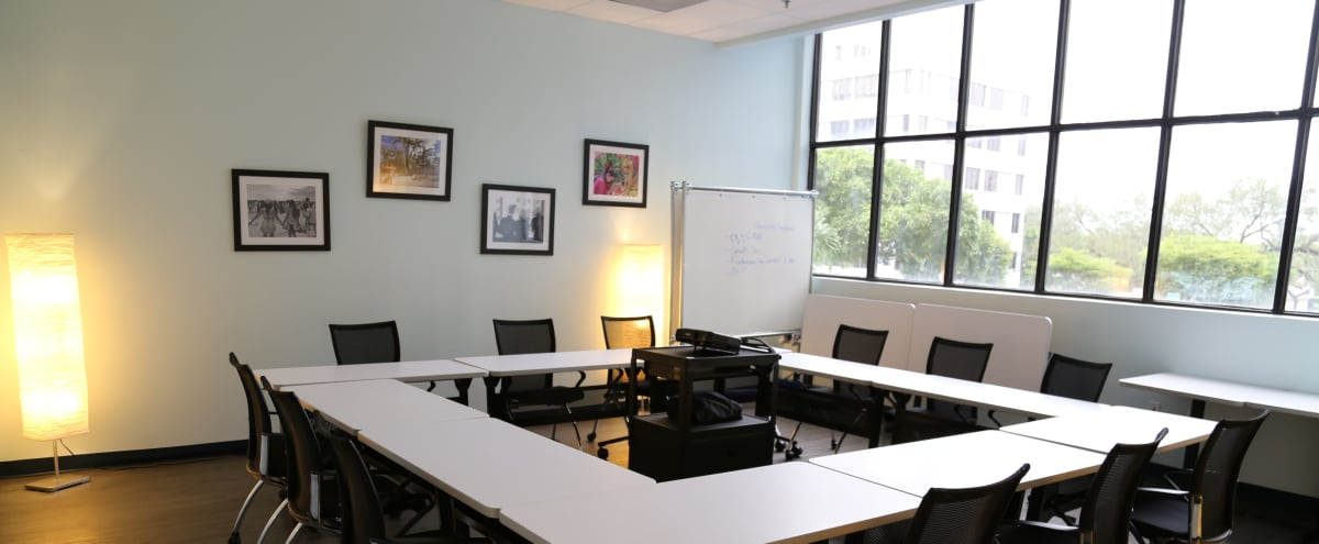 2nd Level Multi-Use Conference Room & Fully Equipped in Miami Hero Image in Coral Way, Miami, FL