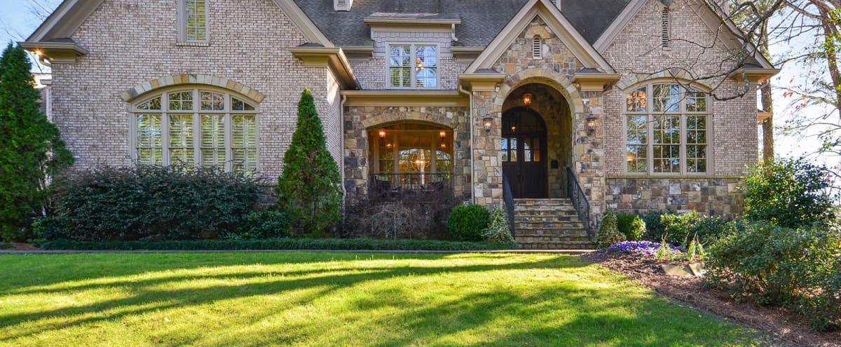 Elegant Hilltop Estate in Atlanta Hero Image in Buckhead, Atlanta, GA