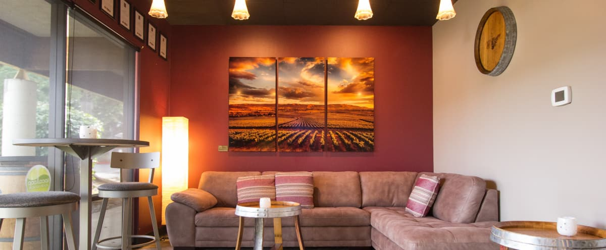 Warm & Inviting Tasting Room | Available for Film/Photo Shoots in Kirkland Hero Image in Totem Lake, Kirkland, WA