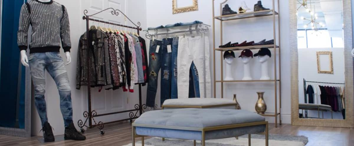 Roomy and classy pop up space with a great vibe in the heart of Hollywood in Hollywood Hero Image in Hollywood Hills, Hollywood, CA