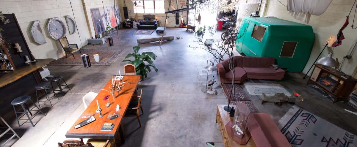 Creative Warehouse Loft in Los Angeles Hero Image in East Los Angeles, Los Angeles, CA
