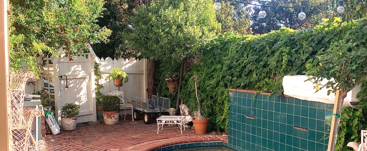 Beautiful Event Space w/ Large Backyard & Cottage in South Pasadena Hero Image in undefined, South Pasadena, CA