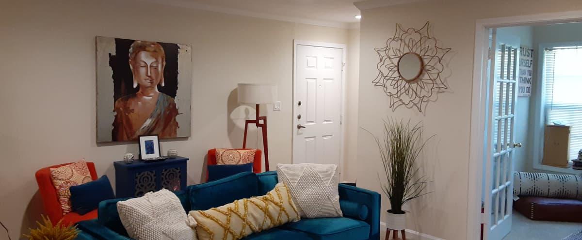 Modern Boho Style Apartment near The Battery in Smyrna Hero Image in undefined, Smyrna, GA