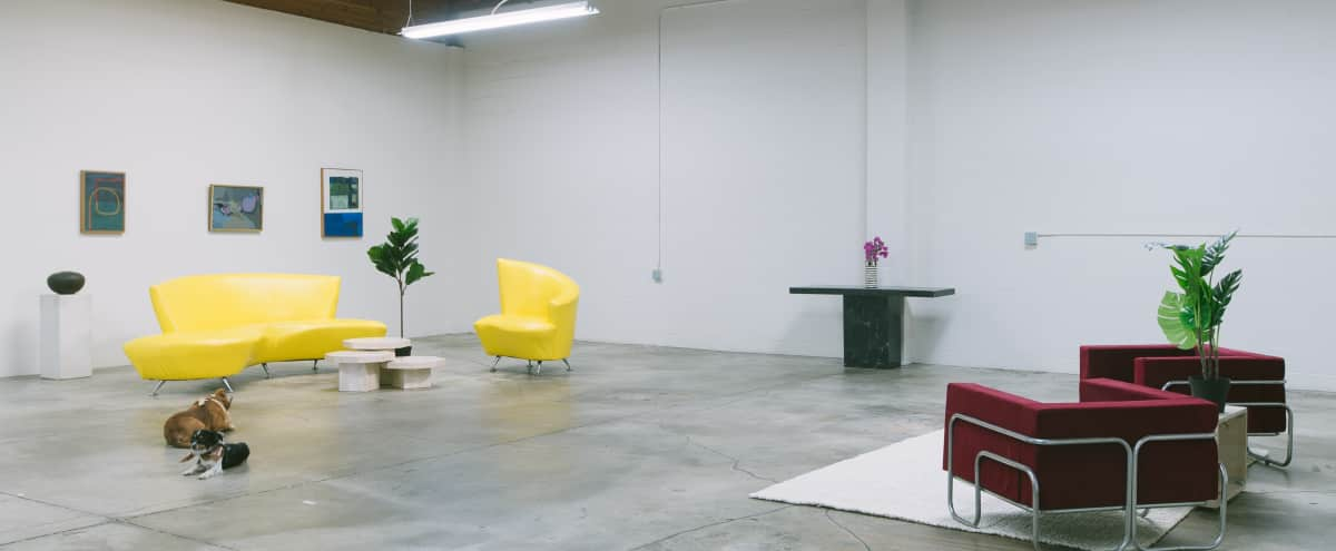 Multi-Purpose Industrial Studio Space OR Crew Basecamp in Los Angeles Hero Image in Northeast Los Angeles, Los Angeles, CA