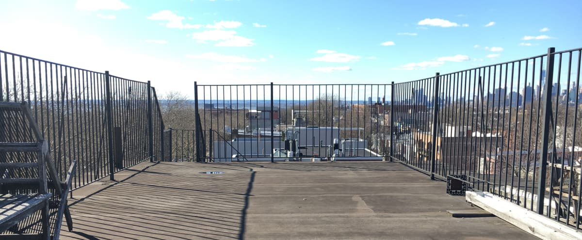 Brooklyn South Slope Rooftop with Amazing 360 Degree Views in Brooklyn Hero Image in South Slope, Brooklyn, NY