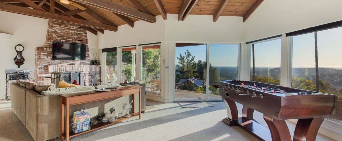 Private, Gated 2-Acre Ocean View Estate With Pool, Hot Tub & Playground in La Mesa Hero Image in undefined, La Mesa, CA