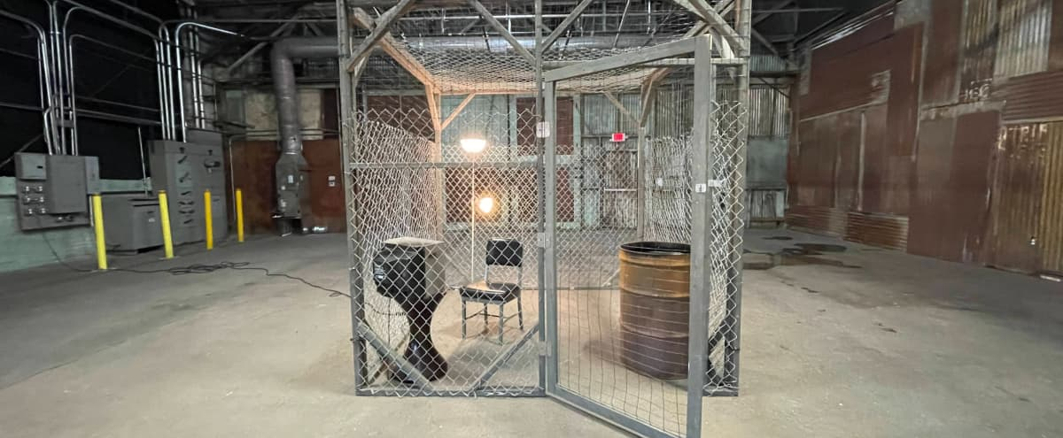 The Cage Set in Los Angeles Hero Image in South Los Angeles, Los Angeles, CA